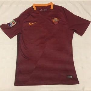 Nike dri fit Roma Nainggolan soccer jersey size XL